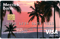 Merrick Bank Double Your Line™ Visa® Credit Card