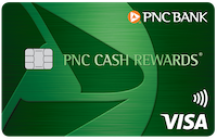 PNC Cash Rewards® Visa® Credit Card