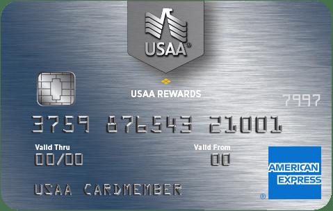 USAA® Rewards™ American Express® Card