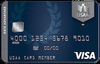 USAA Rate Advantage Platinum Visa®