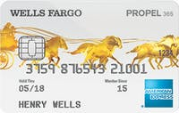 Wells Fargo Propel 365 American Express® Card