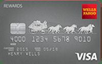 Wells Fargo Rewards Visa® Credit Card